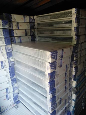 Стальные радиаторы KRAKOW 22тип KOER 22 тип, 33 тип в размерах
