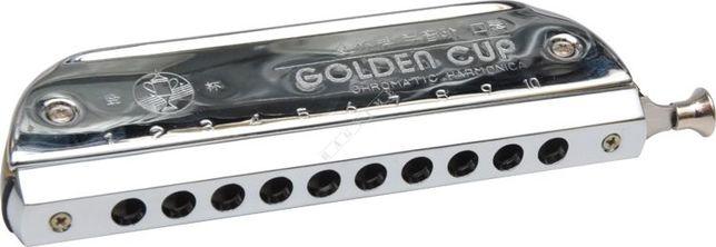 Golden Cup JH 1040 C - harmonijka ustna z registrem