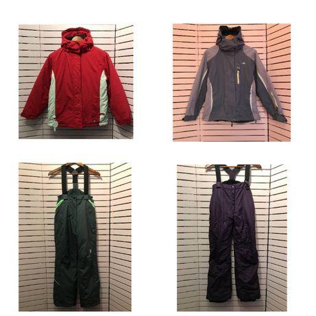 лыжная куртка crivit alive goretex зимняя сноубордическая лыжные штаны