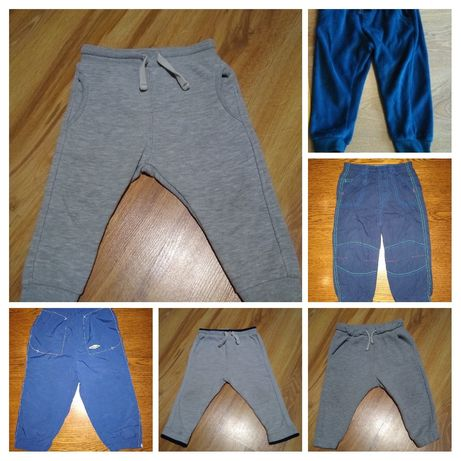 Spodnie Zara, cool club, Umbro 86