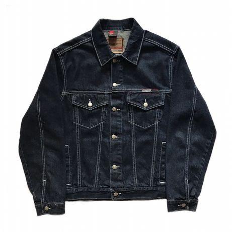 джинсовая куртка Diesel Industry | джинсовка carhartt levis dickies