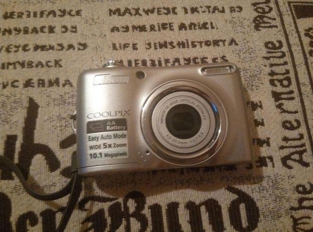 Nikon l 23 фотоаппарат