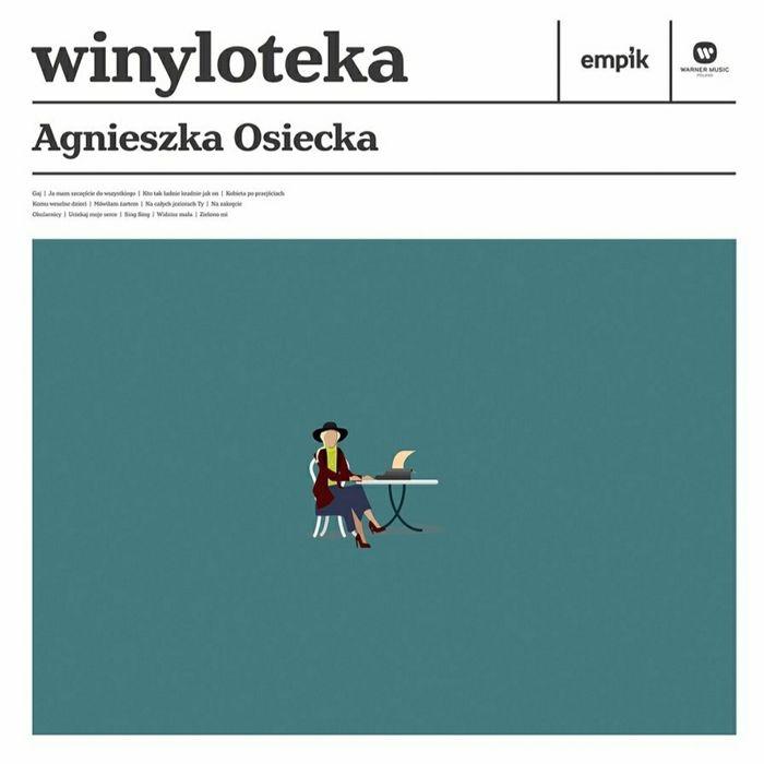 Agnieszka Osiecka (Winyloteka) LP vinyl Łomża - image 1
