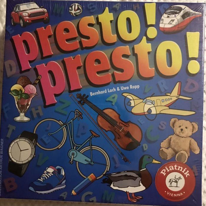 Gra Presto ! Presto ! Warszawa - image 1