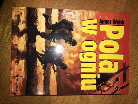 James Webb - Pola w ogniu