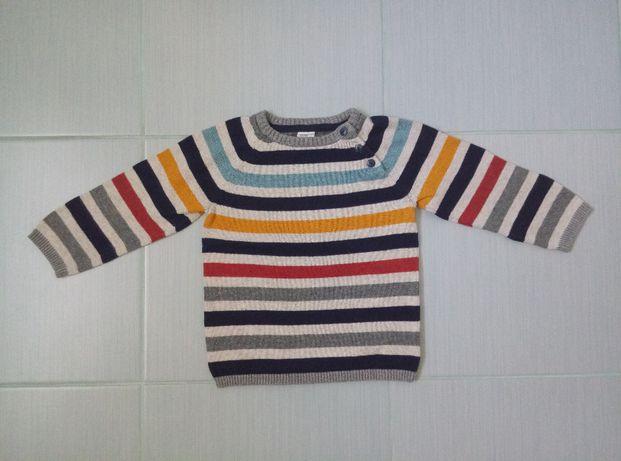r. 86 sweterek H&M