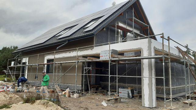 Docieplenia Domów - Renowacja Fasad Okolice Łańcuta i Rzeszowa
