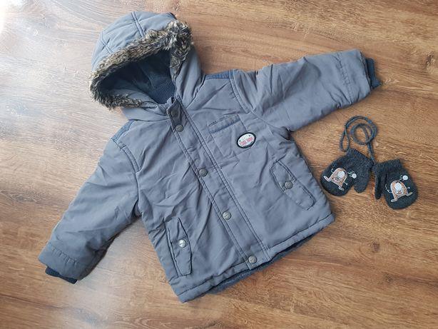 Kurtka zimowa dla chłopca 86