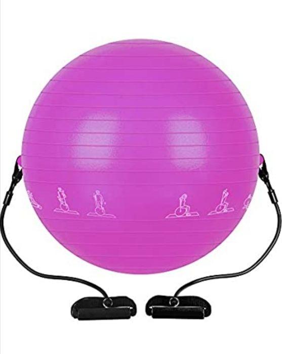 Piłka fitness do ćwiczeń Zalesie - image 1