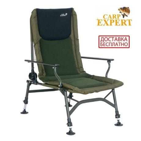Кресло карповое для рыбалки Carp Expert Extra HeavyArmchair усиленное