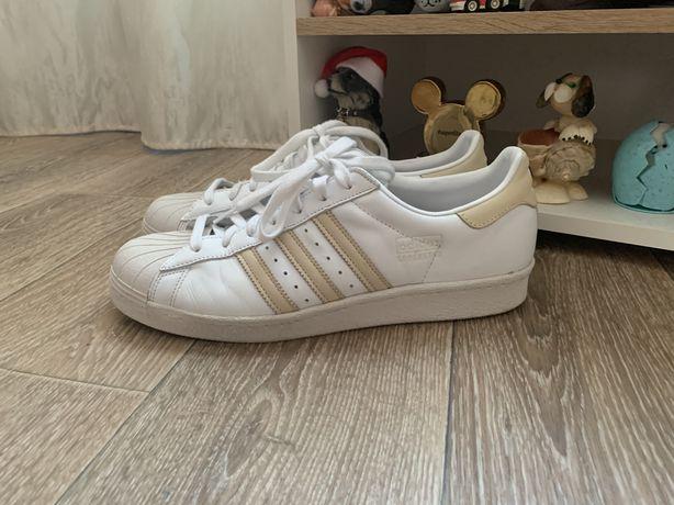 Кеди Adidas Originals Superstar кроссовки мужские 44 10.5 uk