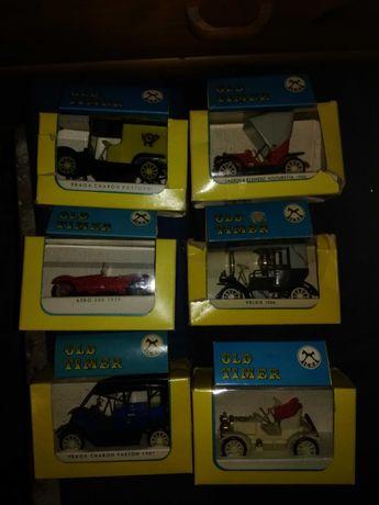 IGRA kolekcja samochodow