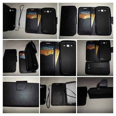 Чехол книжка подставка Samsung Galaxy S3 S 3 GT-I9300 mini S7 S6 S5 s4