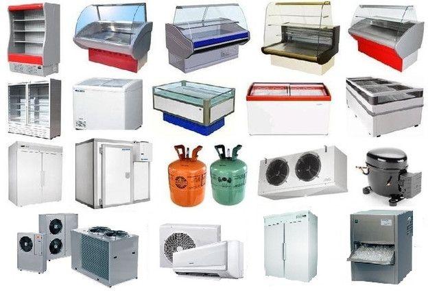 Холодильне-морозильне обладнання монтаж,обслуговування,наладка