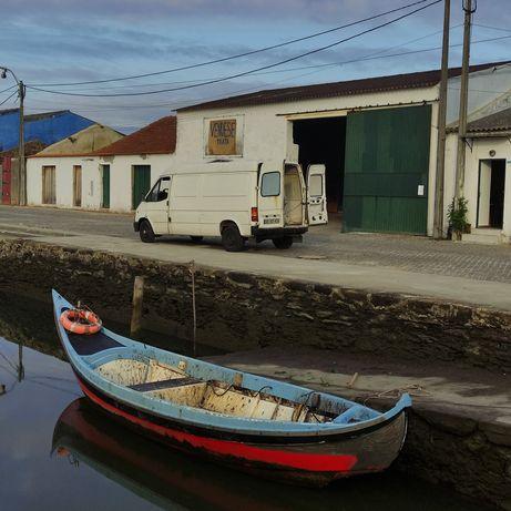 Carrinha + barco