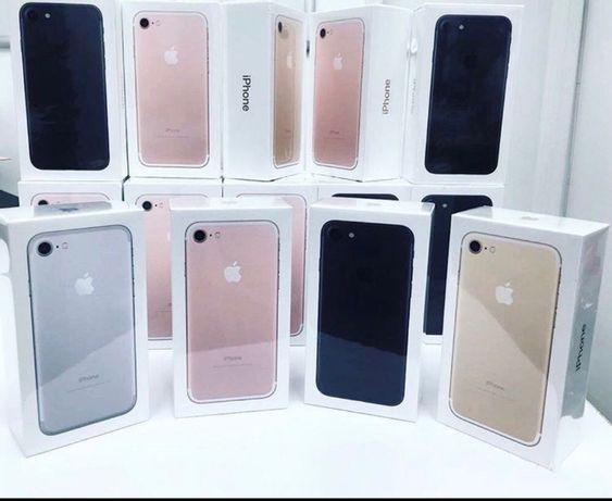 Акция. IPhone 7 32/128 black, rose, gold, silver. New neverlock. 6 7+