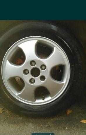 Титанові диски Opel оригінальні R15.  5×110 ET.6.SS