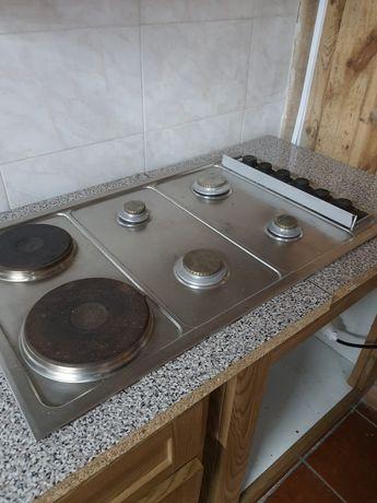 Placa Teka + forno teka- turbo + oferta do exaustor