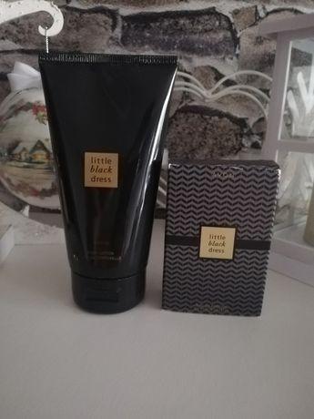 Zestaw  perfumowany Little Black Dress nowy+torebka prezentowa