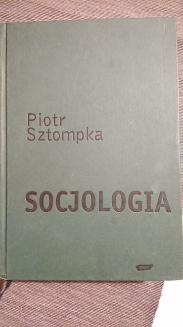 "Piotr Sztopmka ""Socjologia"""