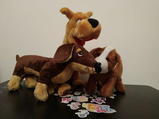 Maskotki Scooby Doo psy misie kucyki pony twilight flaming