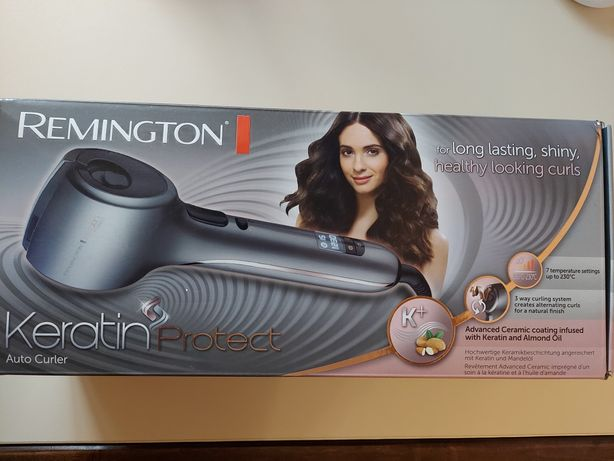 Стайлер, Машинка для завивки волосся REMINGTON CI8019 Keratin Protect