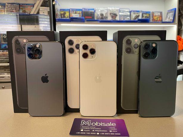 Apple iphone 11 Pro 64Gb Black / Green / Silver Neverlock