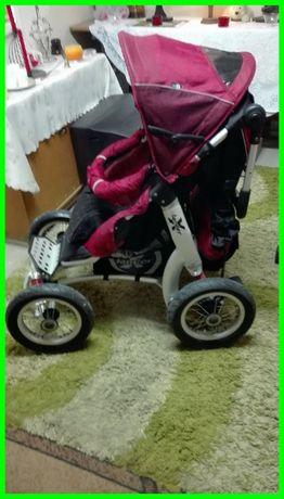 Wózek dziecięcy X- LANDER 2w1-Holandia-Wysoka półka!!