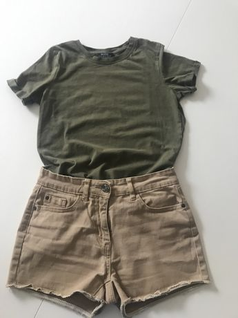 Koszulka i spodenki r xs 34