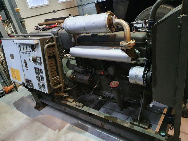 Agregat prądotwórzcy 36 kW,silnik sw400