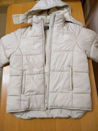 Here There куртка пальто зимова зимняя теплая 140-146 р.