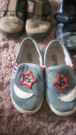 Тапочки сандалики