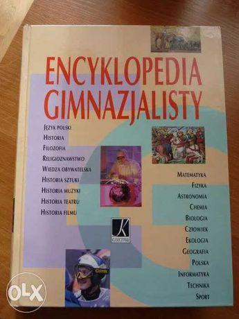 Encyklopedia GIMNAZJALISTY. Kluszczyński nowa