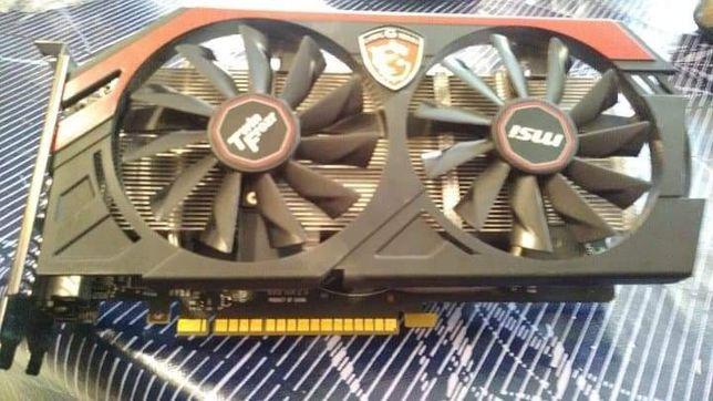 MSI GeForce GTX750Ti Twin Frozr OC