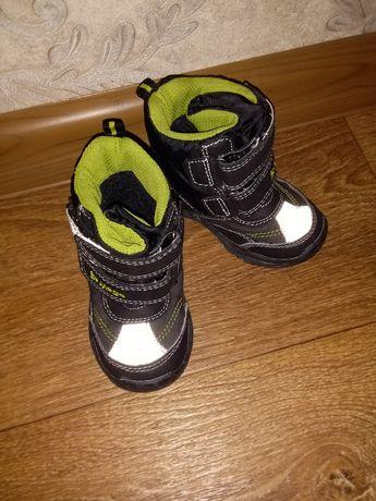 Термо- ботиночки 20 р