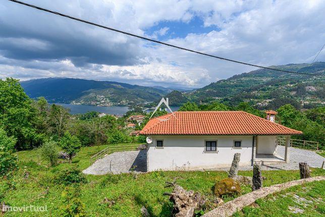 Casa no Gerês com três quartos vistas sobre as Pontes
