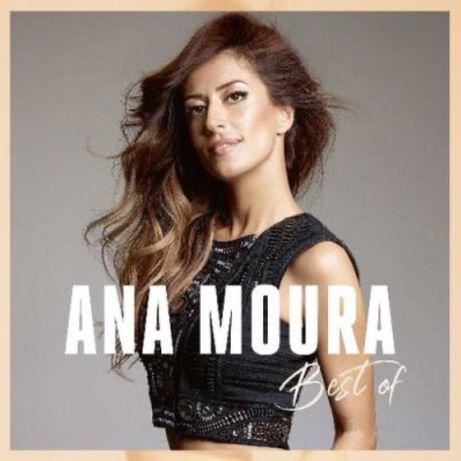 """CD Best Of"""" de Ana Moura original Novo Selado"""