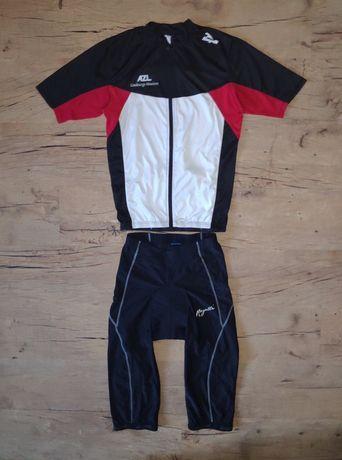 Велокомплект женский шорты и кофта Rogelio