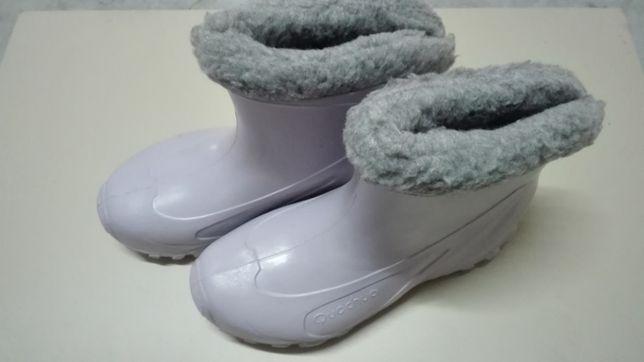 Botas de neve