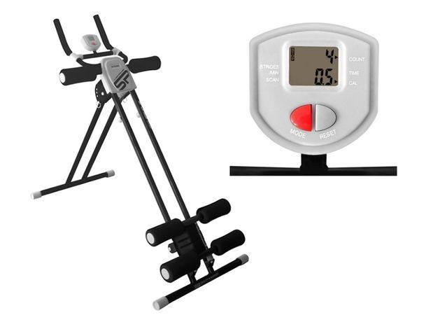 Przyrząd do ćwiczeń mięśni brzucha/ brzuszków /AB generator /Planker