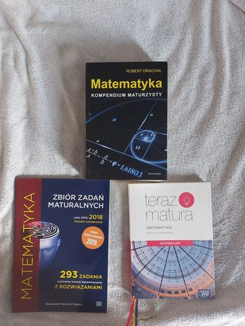 Vademecum Matematyka Rozszerzona + zbiór zadań