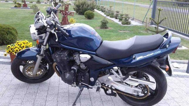 Motor Suzuki Bandit 1200