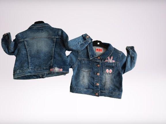Kurtka jeansowa katana 80-116