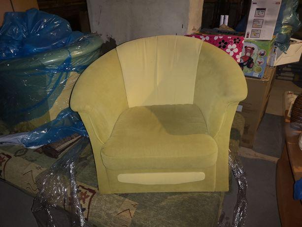 2 wygodne fotele - stan idealny