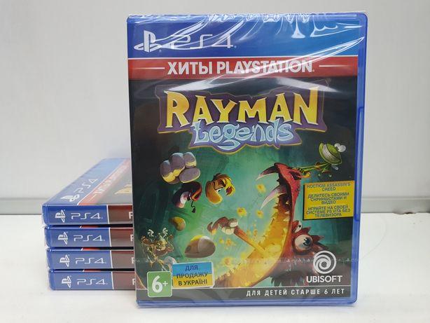 Rayman Legends для Sony PS4 на русском Новый Диск (Магазин)
