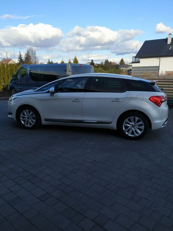 Citroen ds5 2.0d 136KM