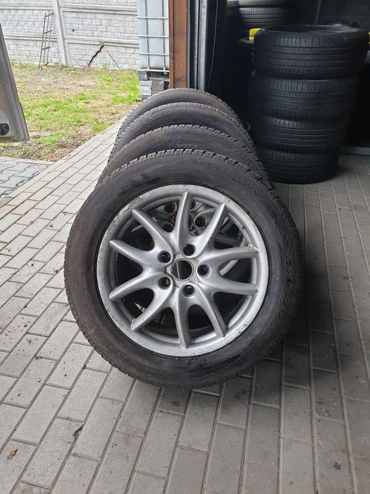 Koła zimowe 19 5x130 Porsche Cayenne VW Touareg Audi Q7 265/50R19 Wolsztyn - image 1