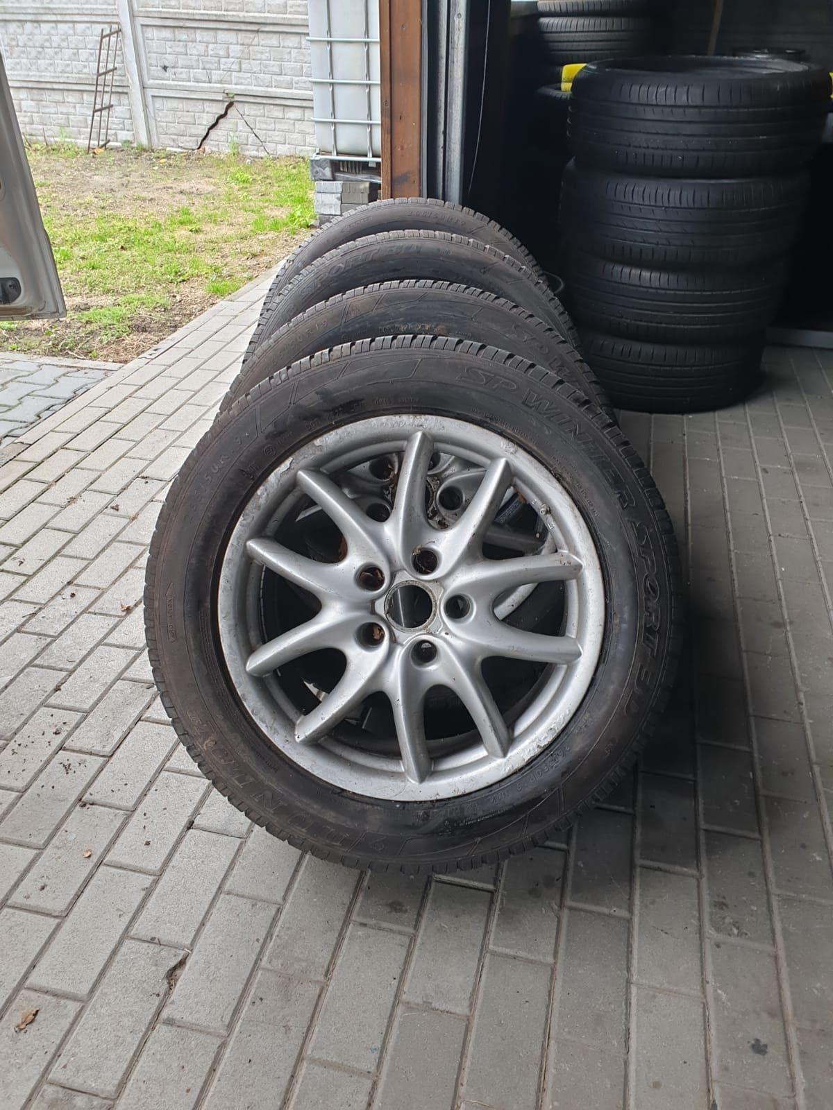 Koła zimowe 19 5x130 Porsche Cayenne VW Touareg Audi Q7 265/50R19