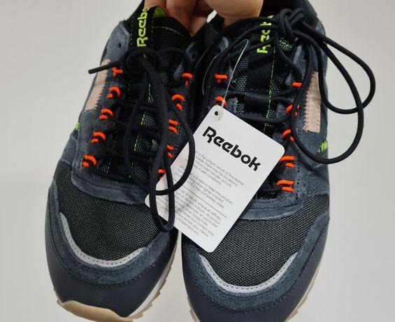 Nowe Reebok Leather Ripple Trail rozm 37,5 męskie, chlopiece classic