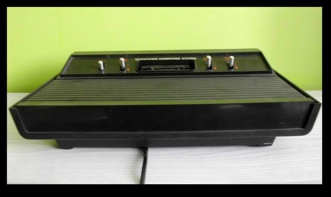 Video Game System konsola a la Atari 2600 pudełko zestaw PRL